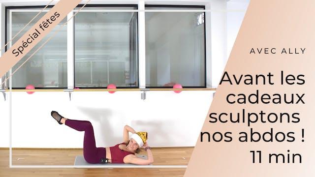 Workout Spécial Fêtes ! Avant les cad...