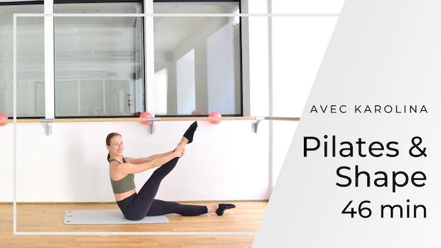 Pilates & Shape Karolina 46 mn