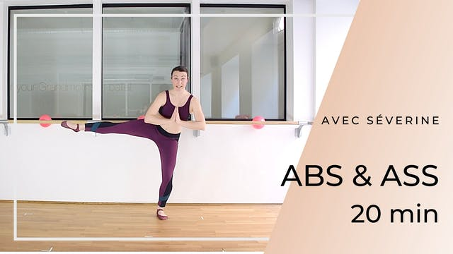 ABS & ASS Séverine 20 mn