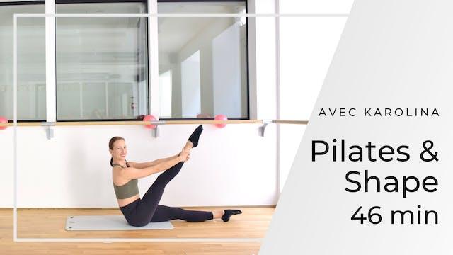 Semaine 3 : Jour 7 : Pilates & Shapes...