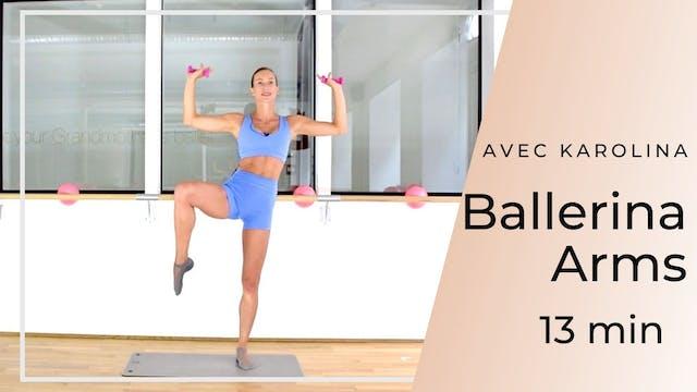 Ballerina Arms Karolina 13 mn