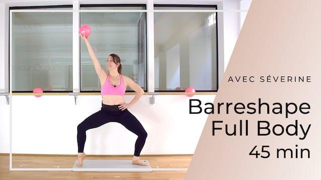Barreshape Full Body Spécial Ballon S...