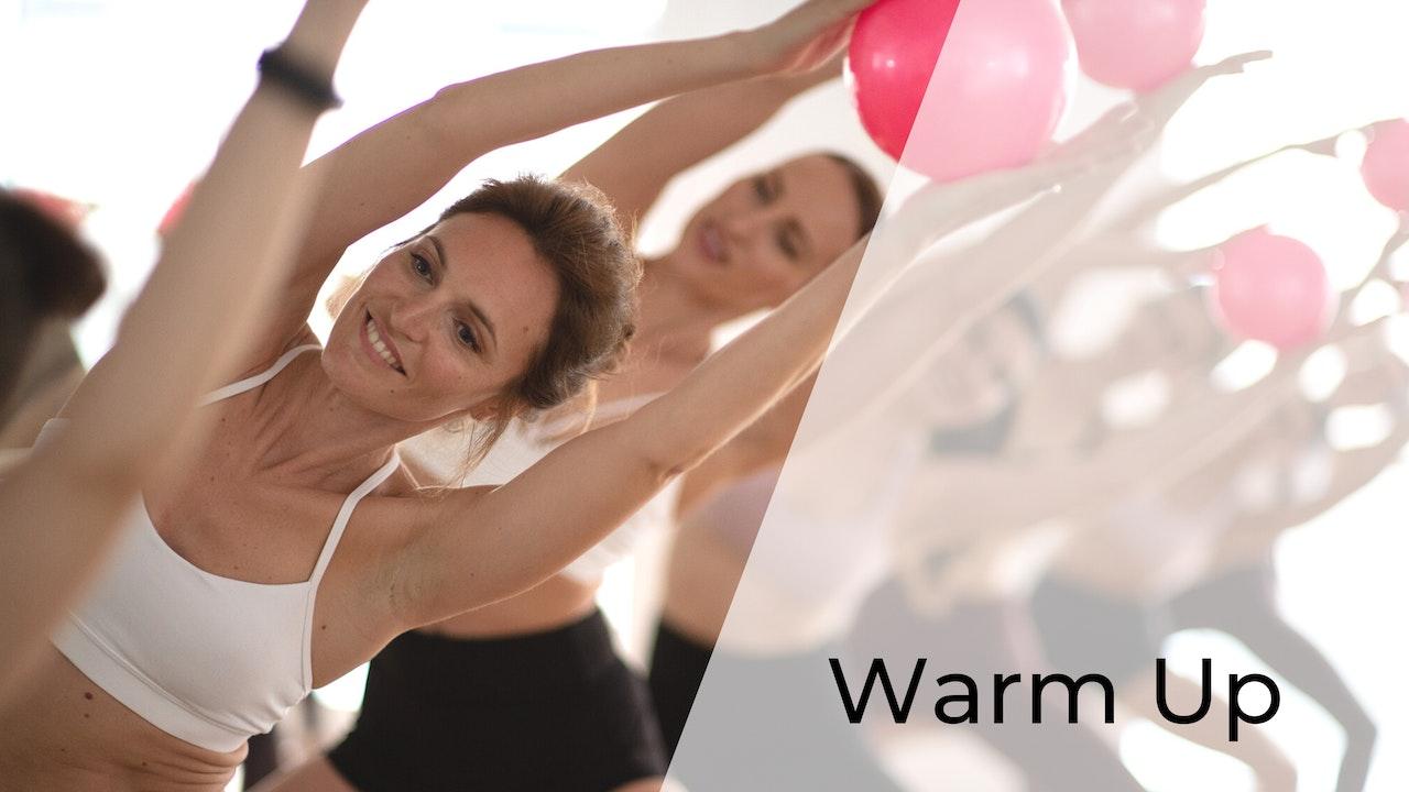 Warm up (échauffement)