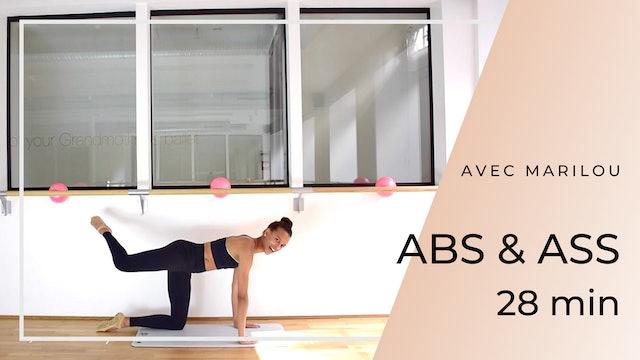 ABS & ASS Marilou 28 mn
