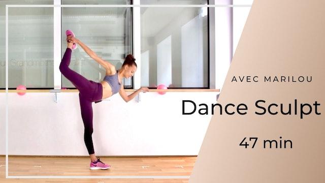 Dance Sculpt Marilou 47 min