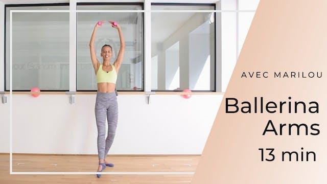 Ballerina Arms Marilou 13 mn