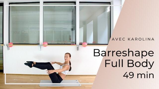 Barreshape Full Body Karolina 49 mn