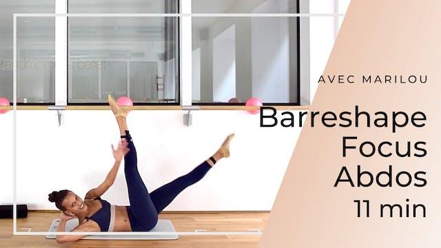 Barreshape Focus Abdos Marilou 11 mn