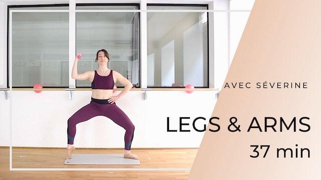 LEGS & ARMS Séverine 37 mn