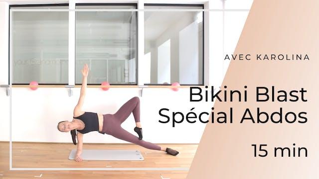 Bikini Blast spécial abdos Karolina 1...
