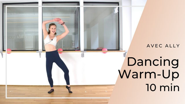 New year New you ! Dancing Warm-up 10 mn Ally