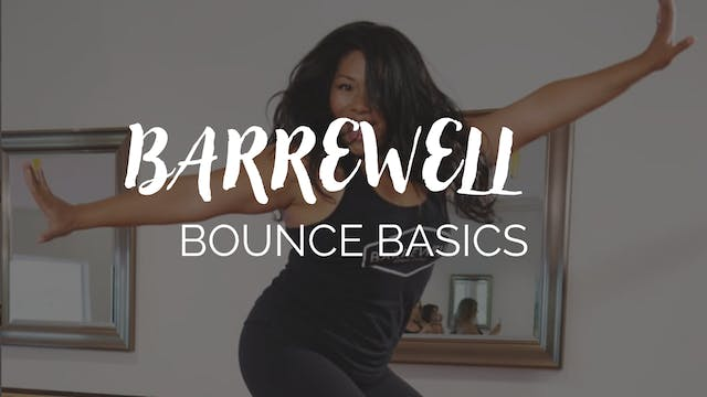 BarreWell Bounce Basic Repertoire