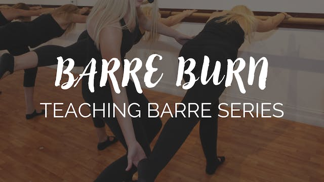 Teaching Barre Series