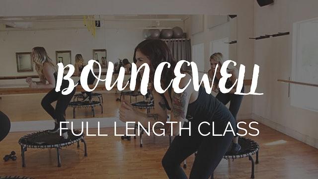 BounceWell Full Length Class