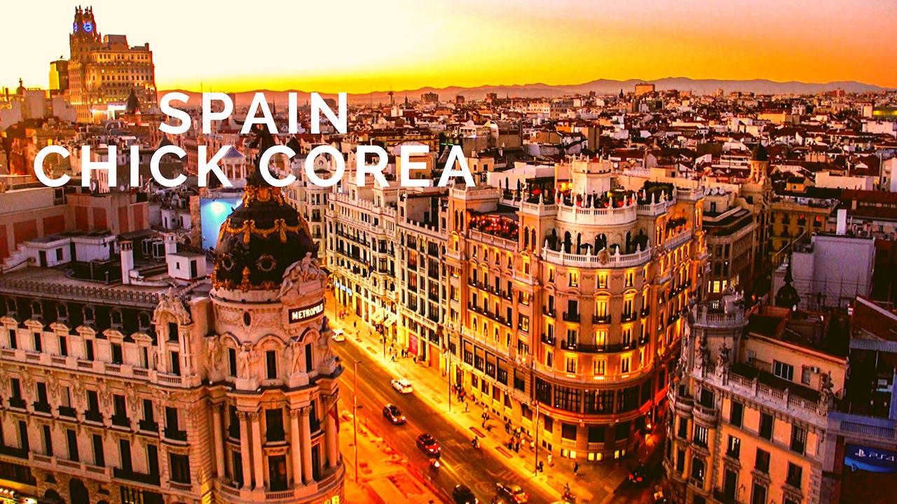 Spain (Chick Corea) - Tune Based