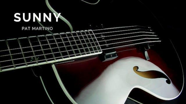 Sunny (Pat Martino) - Tune Based