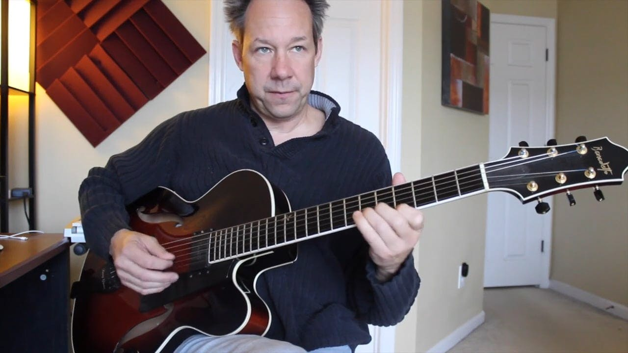 Moanin - Tune Based - Tune Based Lessons - Barry Greene