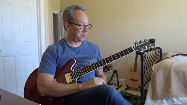 Donna Lee Video Lesson - Tune Based