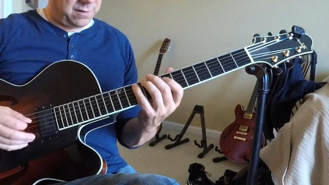 Dominant Chord Study - Essential