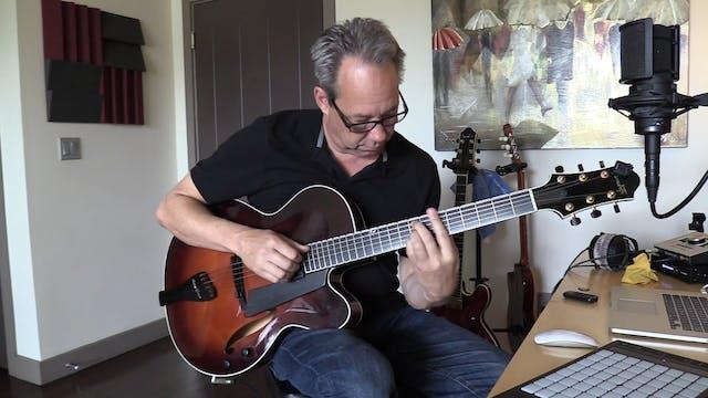 My Funny Valentine - Chord Melody