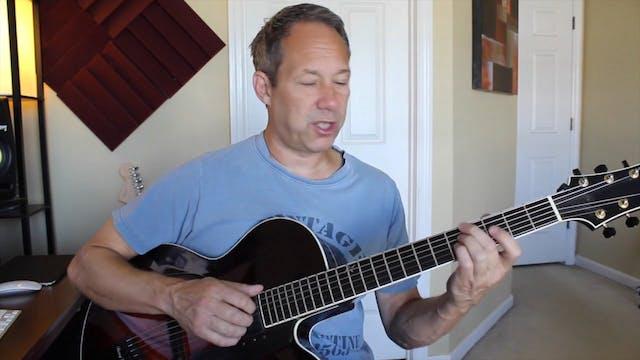Peace - Chord Melody
