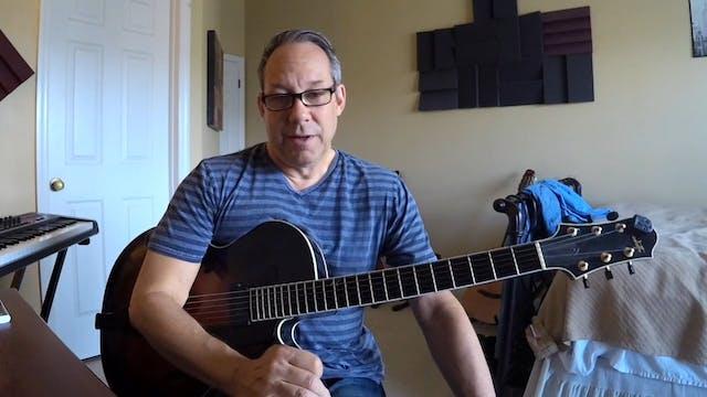In A Sentimental Mood - Chord Melody