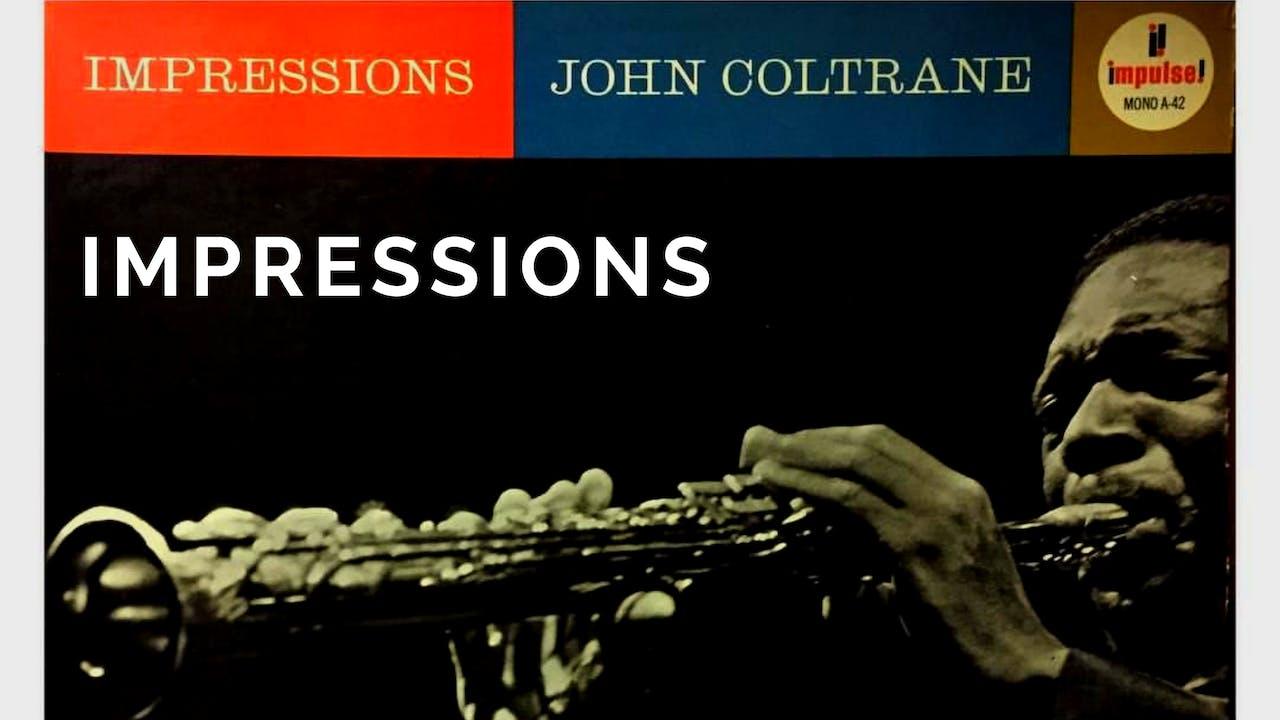 Impressions - Tune Based