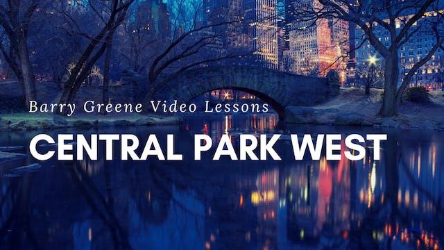 Central Park West (John Coltrane) - Tune Based