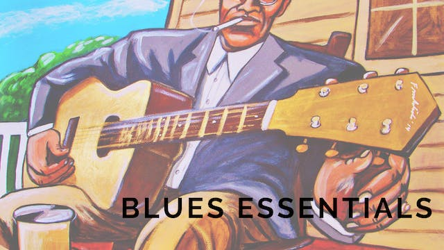 Blues Essentials (Billies Bounce) - Essential