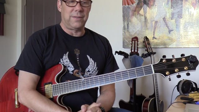 Soloing Using the Melody - Topic Driven