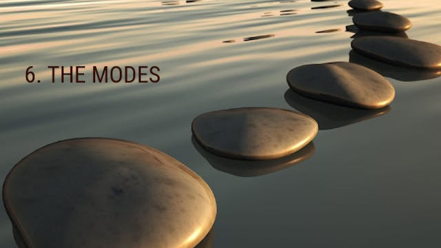 6. The Modes - Stepping Stones