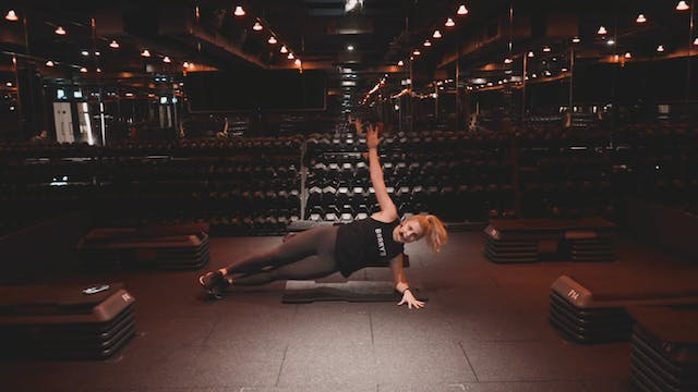 Sunday - Total Body SHRED with Jemma