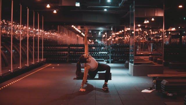 Tuesday - Full Body (Lower Focus) SHR...