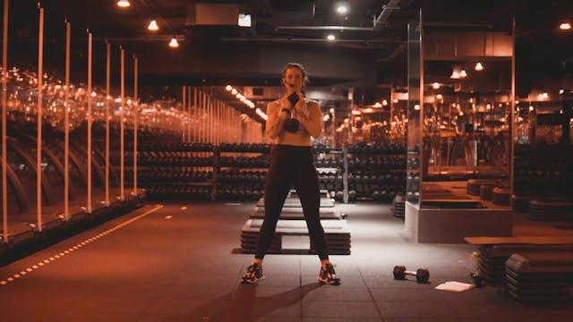Tuesday - Full Body (Lower Focus) STR...