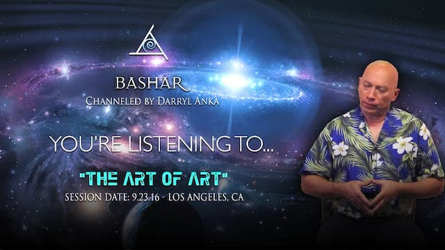 The Art of Art - Audio Only (1/1)