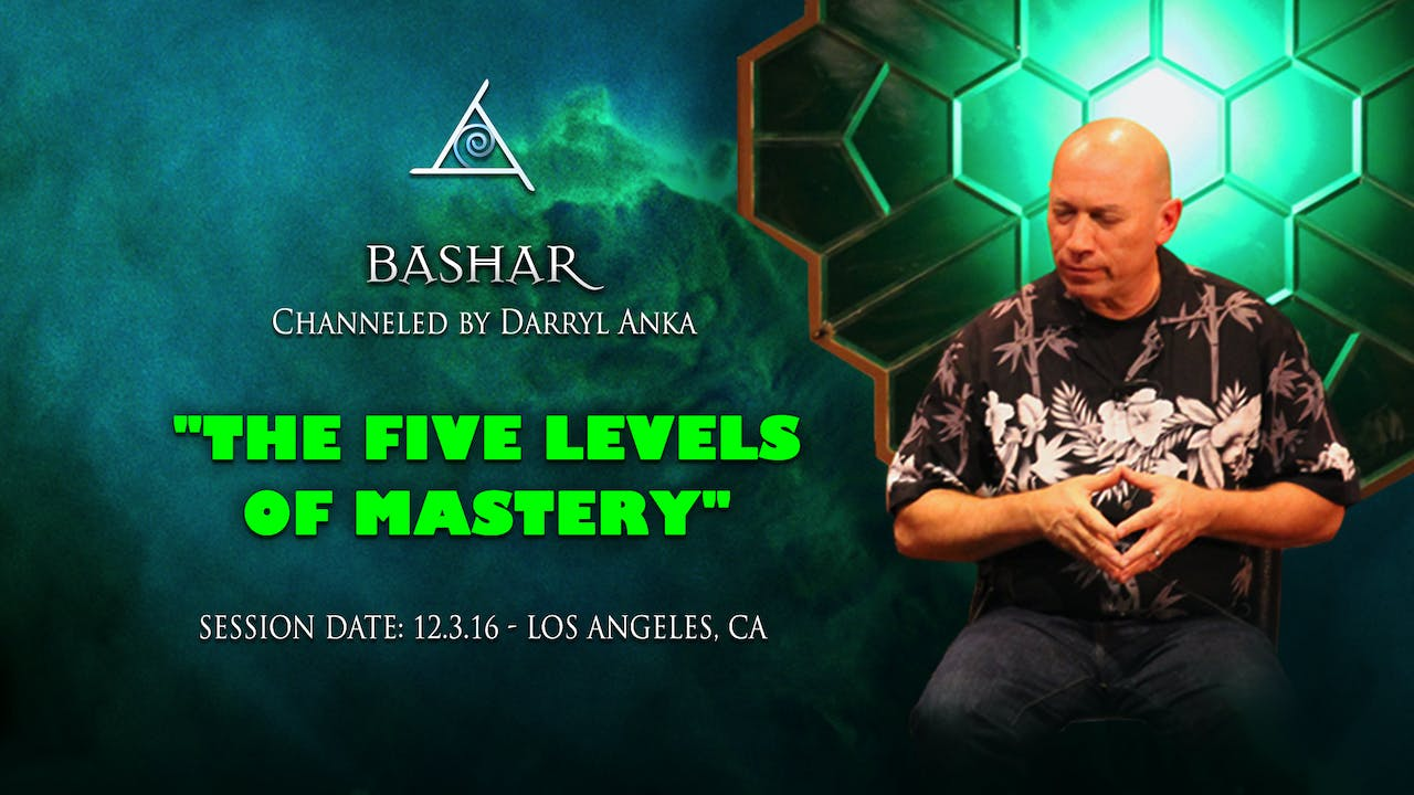 The Five Levels of Mastery - Video (2:50)