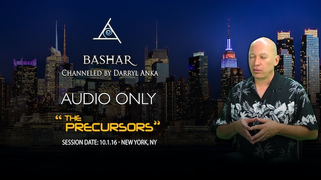 The Precursors - Audio Only (4 hours)