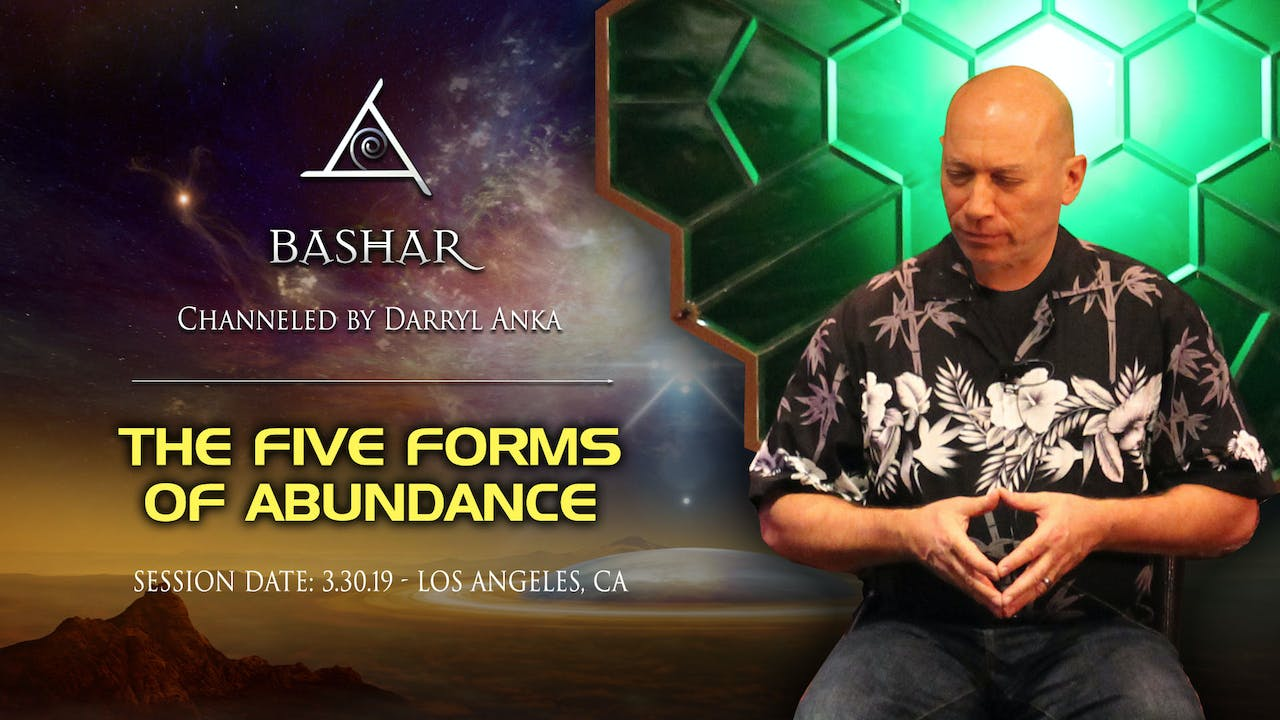 The Five Forms of Abundance