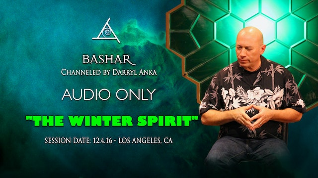 The Winter Spirit - Audio Only
