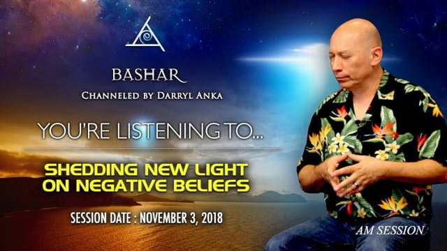 Shedding New Light on Negative Beliefs - Audio Only (1/2)