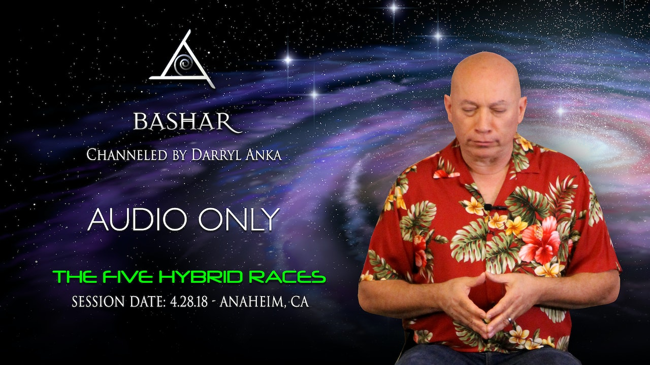 The Five Hybrid Races - Audio Only