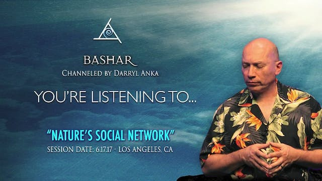 Nature's Social Network - Audio Only (1/1)