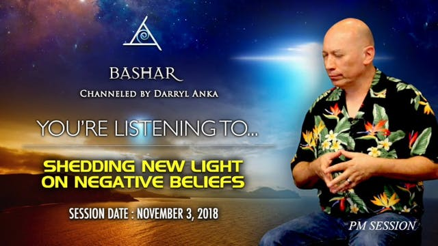 Shedding New Light on Negative Beliefs - Audio Only (2/2)