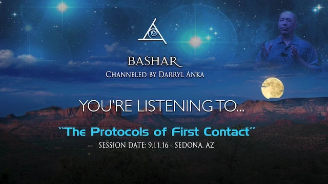 The Protocols of First Contact - Audio Only (1/1)