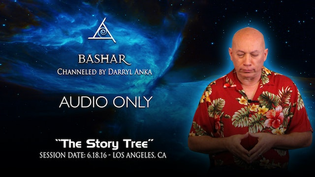 The Story Tree - Audio Only (2 hours)