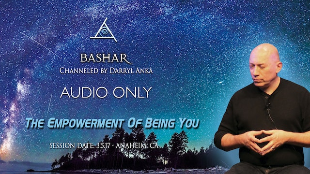 The Empowerment of Being You - Audio Only (Approx 1 hour 40 min)