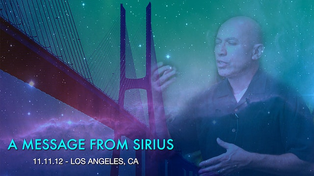 A Message from Sirius - Video (2+ hours)