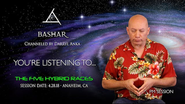 The Five Hybrid Races - Audio Only (2/2)