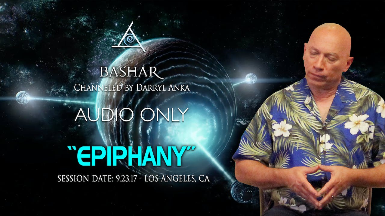 Epiphany - Audio Only (1 hr 52 min)