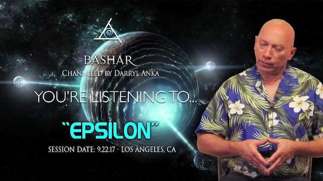 Epsilon - Audio Only (1/1)
